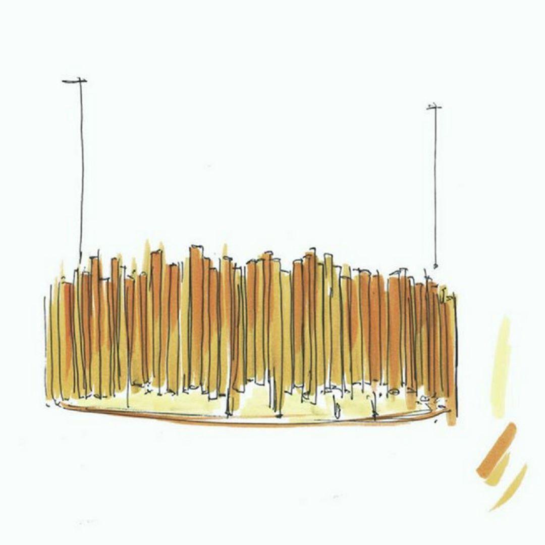 Meet The Inspiration Behind Brubeck Suspension Lamp 4