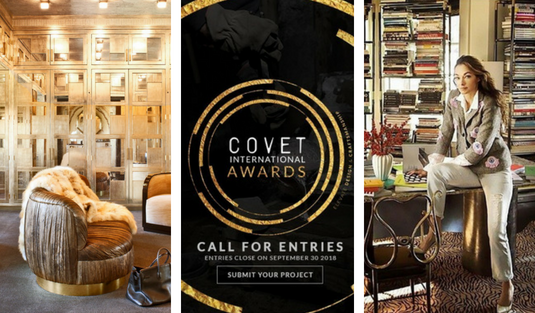 Covet International Awards Feel Free To Call Your Entry For Covet International Awards capa 2
