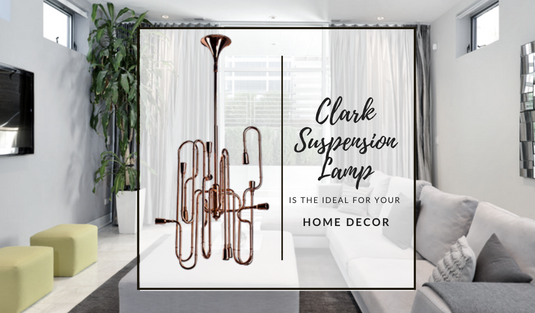 Home Decor Clark Suspension Lamp Is The Ideal For Your Home Decor capa 4