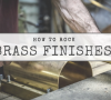 Brass Finishes How To Rock Brass Finishes At Your Home capa 7 100x90