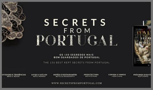 secrets from portugal Secrets From Portugal: For Adventure Lovers capa hdi