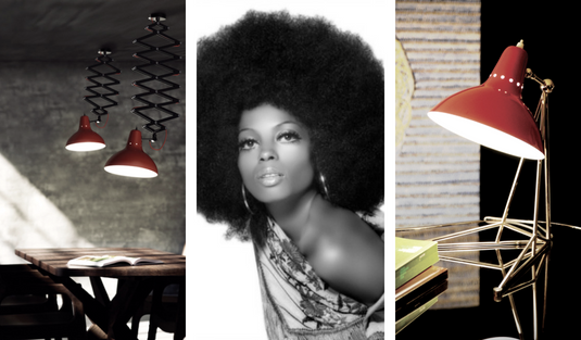 Lighting Designs Endless Love For These Diana Ross Inspired Lighting Designs capa