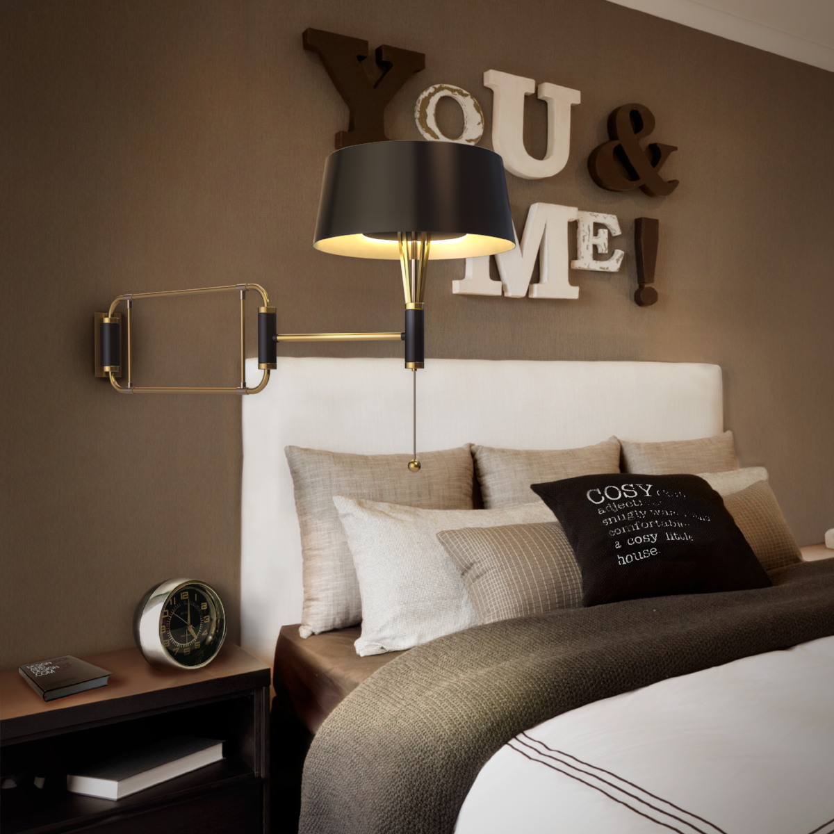 3 Ways You Can Use Wall Lamps To Have An Irresistible Decor 6