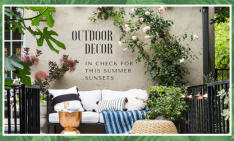 Get Your Outdoor Decor Design In Check For This Summer Sunsets outdoor decor Get Your Outdoor Decor Design In Check For This Summer Sunsets Get Your Outdoor Decor Design In Check For This Summer Sunsets 1 234x141