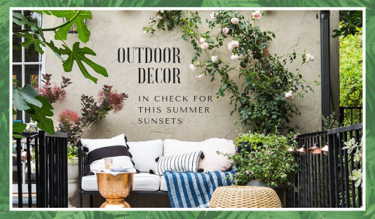 Get Your Outdoor Decor Design In Check For This Summer Sunsets outdoor decor Get Your Outdoor Decor Design In Check For This Summer Sunsets Get Your Outdoor Decor Design In Check For This Summer Sunsets 1