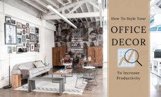 office decor How To Style Your Office Decor In Order To Increase Productivity capa 20 234x141