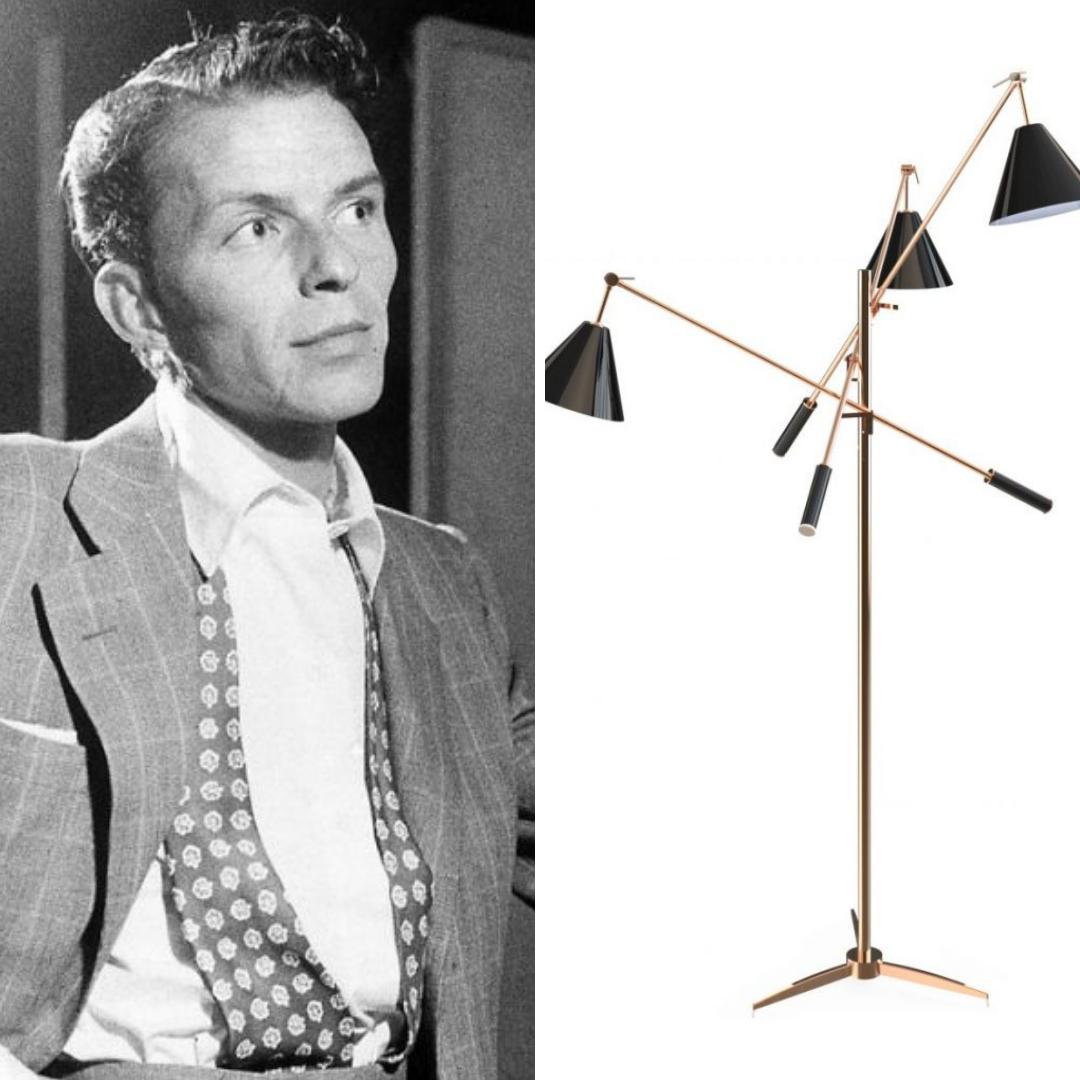 Mid-Century Lamps in Mid-Century New York mid-century lamps Modern Mid-Century Lamps in Mid-Century New York Sinatra
