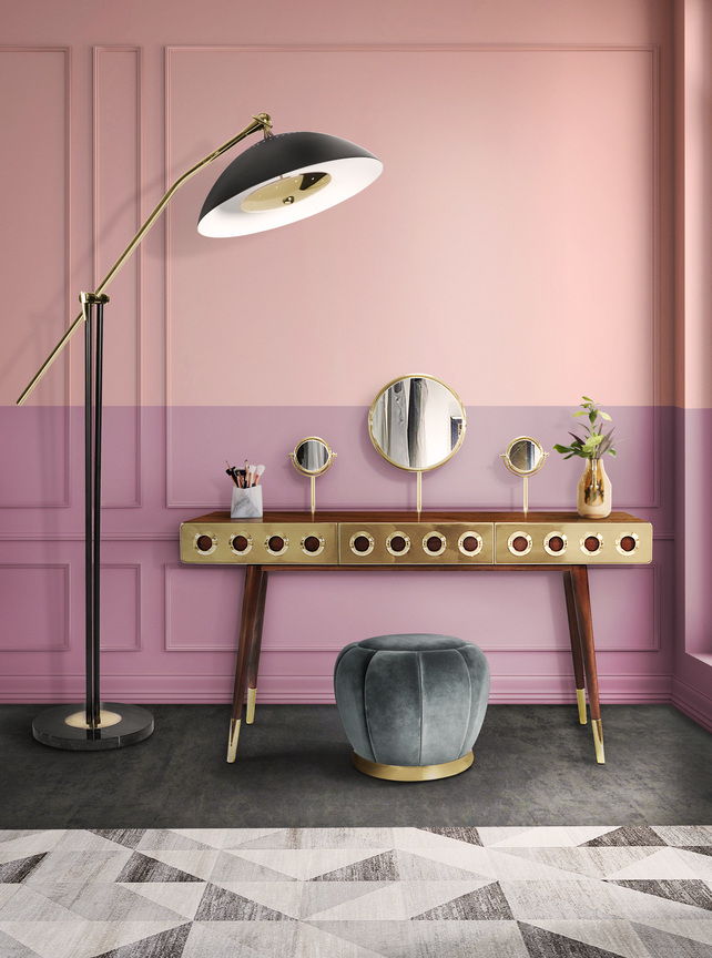 Get Comfortable And Check These 6 Bedroom Trends For 2019 bedroom trends, lighting, mid-century style, mid-century piece, trend, home design ideas, decor, modern home, suspension lamp, inspiration, bedroom, trends bedroom trends Get Comfortable And Check These 6 Bedroom Trends For 2019 ice cream 1