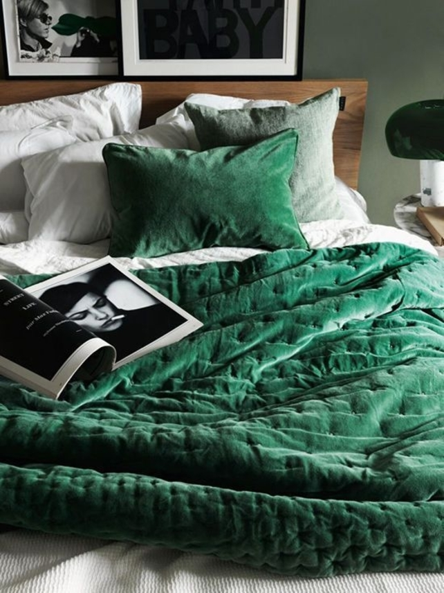 bedroom trends Get Comfortable And Check These 6 Bedroom Trends For 2019 velvet1