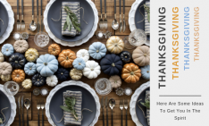 Thanksgiving Spirit Here Are Some Ideas To Get You In The Thanksgiving Spirit CAPA 234x141