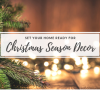 Christmas Season Decor Set Your Home Ready For Christmas Season Decor Capa HDI 100x90
