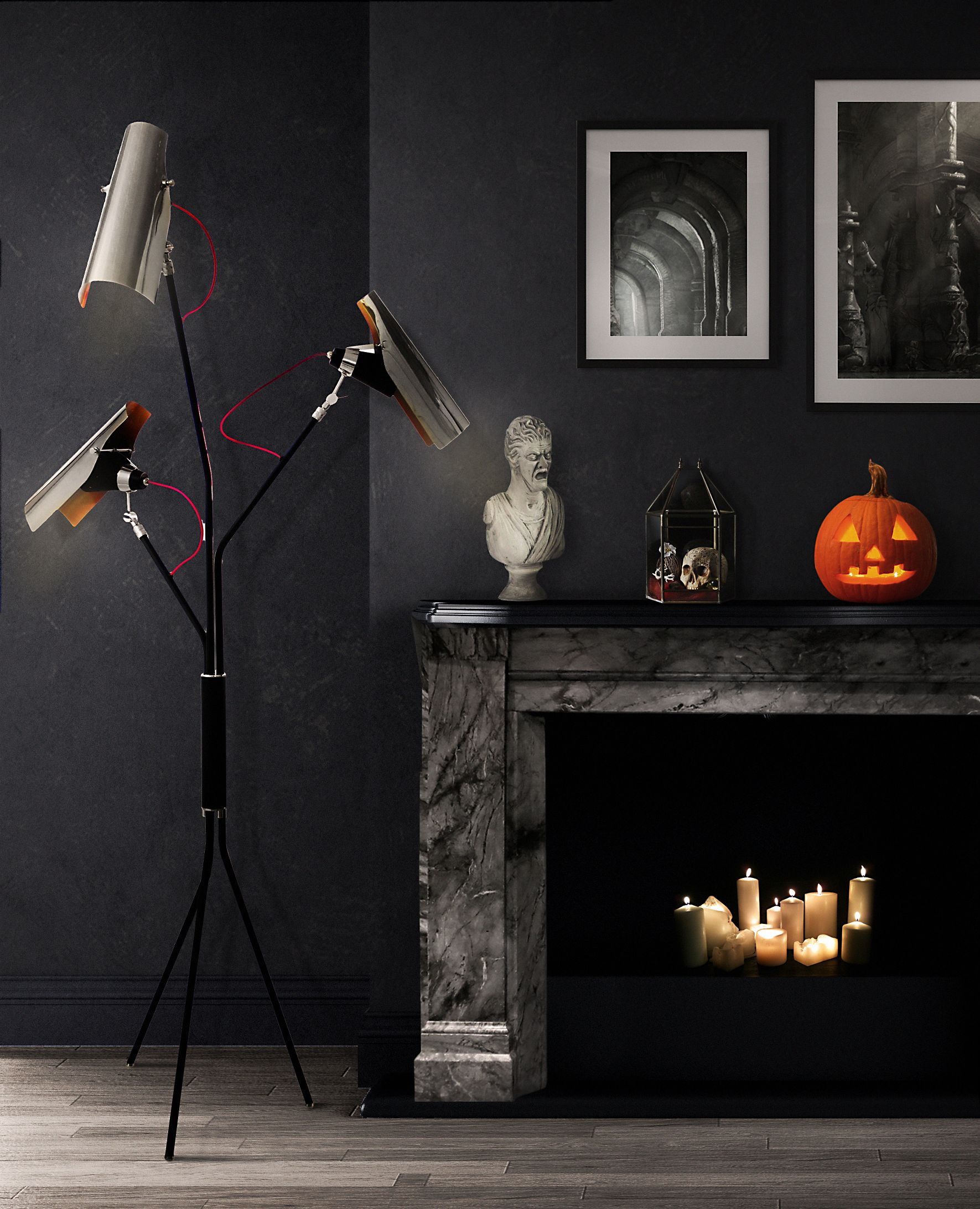 Do You Know How To Style Tour Home For Halloween Season 2