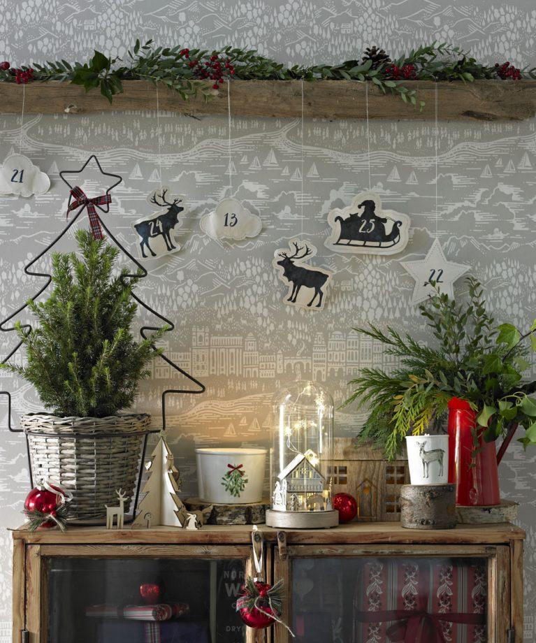 Set Your Home Ready For Christmas Season Decor 5