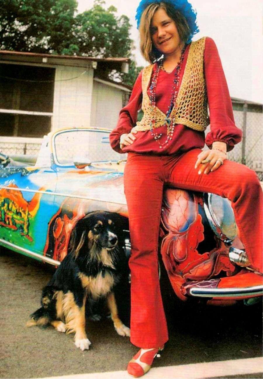 What's Hot On Pinterest Janis Jopplin Edition 6