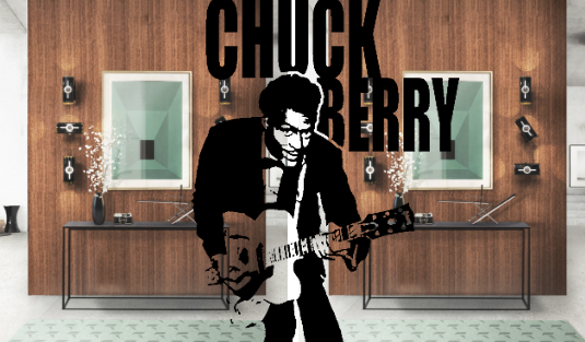 Chuck Berry Chuck Berry Would Be 92 Years Today, Here's Our Tribute capa 10