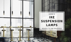 ike suspension lamp Ready To Be Shipped To You, Here's Ike Suspension Lamp capa 6 234x141