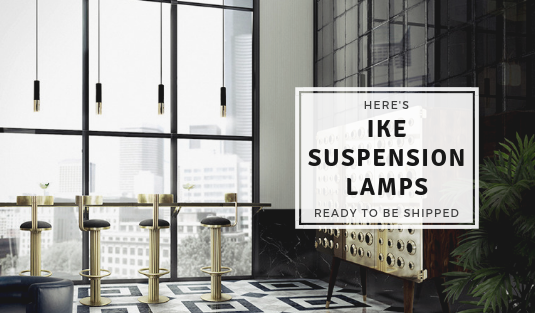 ike suspension lamp Ready To Be Shipped To You, Here's Ike Suspension Lamp capa 6