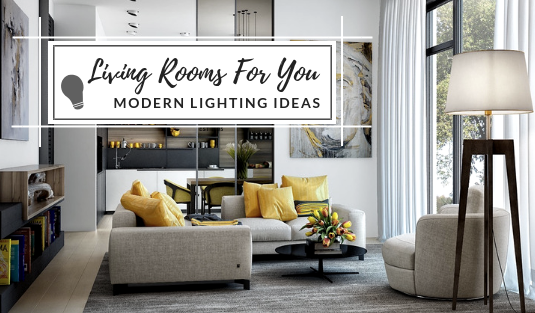 modern lighting ideas Modern Lighting Ideas: Living Rooms To Brighten Up Your Home! Modern Lighting Ideas Living Rooms To Brighten Up Your Home