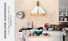 Madeleine Suspension Madeleine Suspension Is The Lamp You Need To Get Your Kitchen Done capa 1 234x141