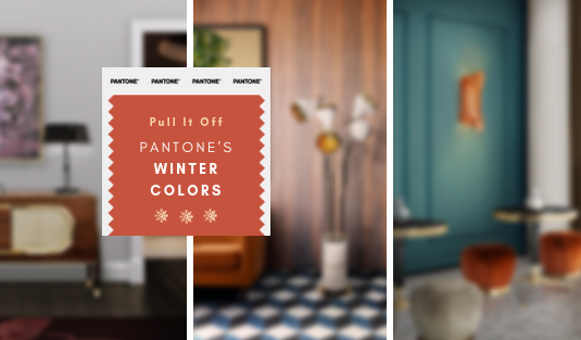 Winter Colors Pull It Off: Learn How To Rock The Pantone's Winter Colors capa 6