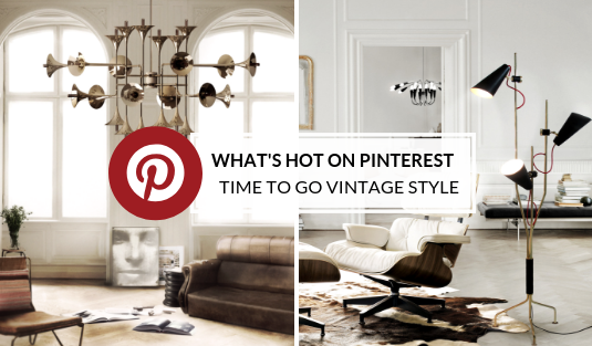 What's Hot On Pinterest: Time To Go Vintage Style