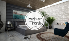 bedroom trends Get Comfortable And Check These 6 Bedroom Trends For 2019 Get Comfortable And Check These 6 Bedroom Trends For 2019 234x141