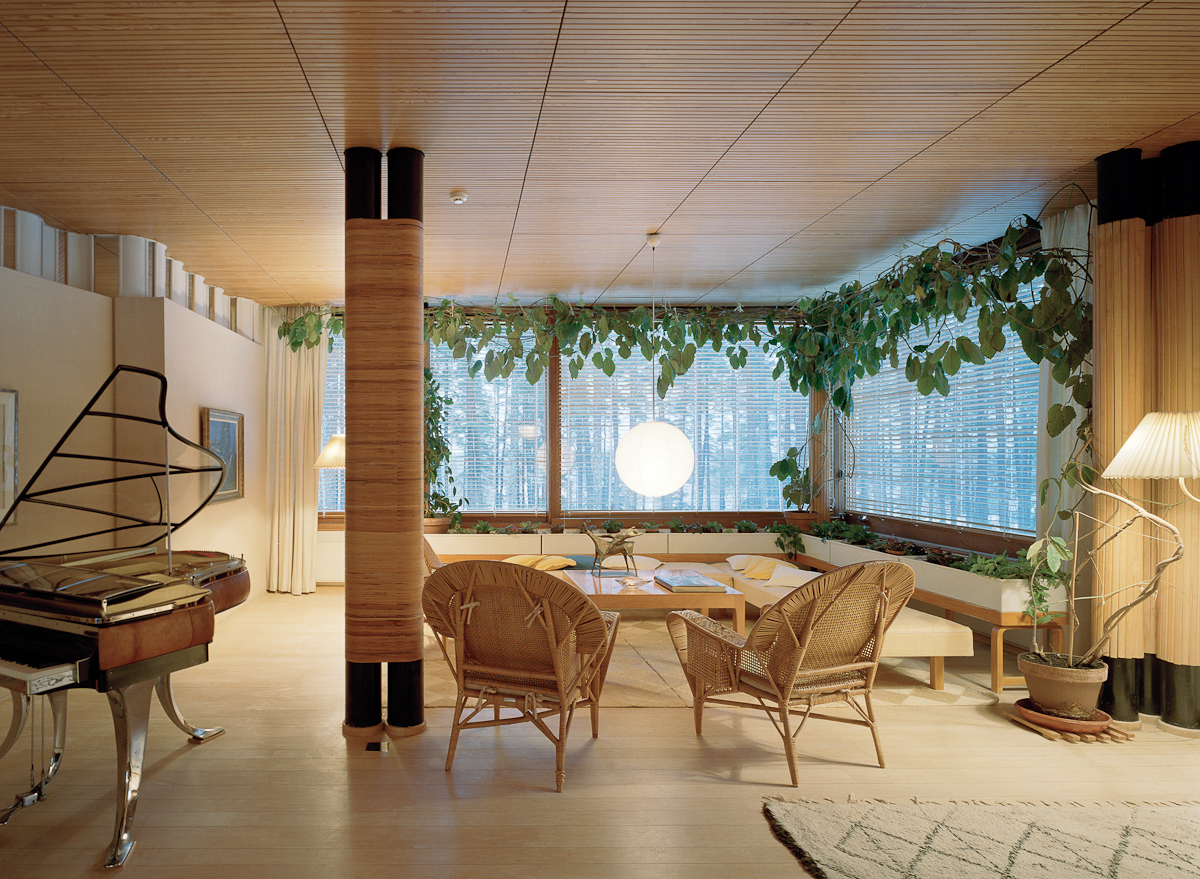 Your New Favorites 10 Mid-Century Modern Homes by Renowned Architects 13