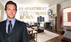 An Apartment In NYC Is Born Bradley Cooper Brand New Home Tour 10 Apartment In NYC An Apartment In NYC Is Born: Bradley Cooper Brand New Home Tour An Apartment In NYC Is Born Bradley Cooper Brand New Home Tour 10 234x141