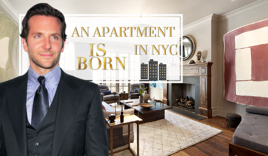 An Apartment In NYC Is Born Bradley Cooper Brand New Home Tour 10 Apartment In NYC An Apartment In NYC Is Born: Bradley Cooper Brand New Home Tour An Apartment In NYC Is Born Bradley Cooper Brand New Home Tour 10