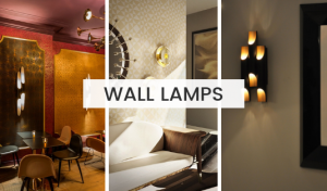 The Easiest Way To Style Wall Lamps Inside Your Home Decor, Here!
