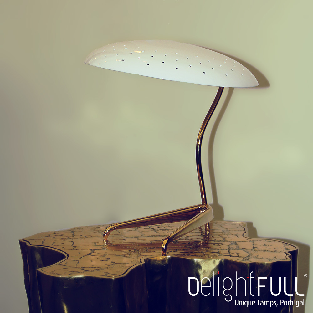 What's Hot On Pinterest Mid-Century Table Lamps For Your Loft 14