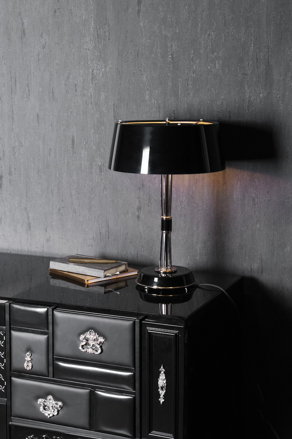 What's Hot On Pinterest Mid-Century Table Lamps For Your Loft 16