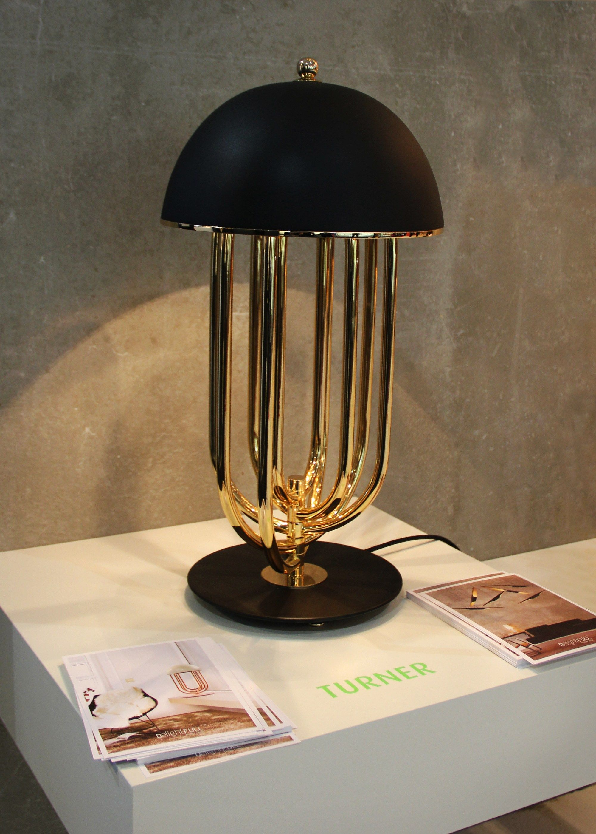 What's Hot On Pinterest Mid-Century Table Lamps For Your Loft 17