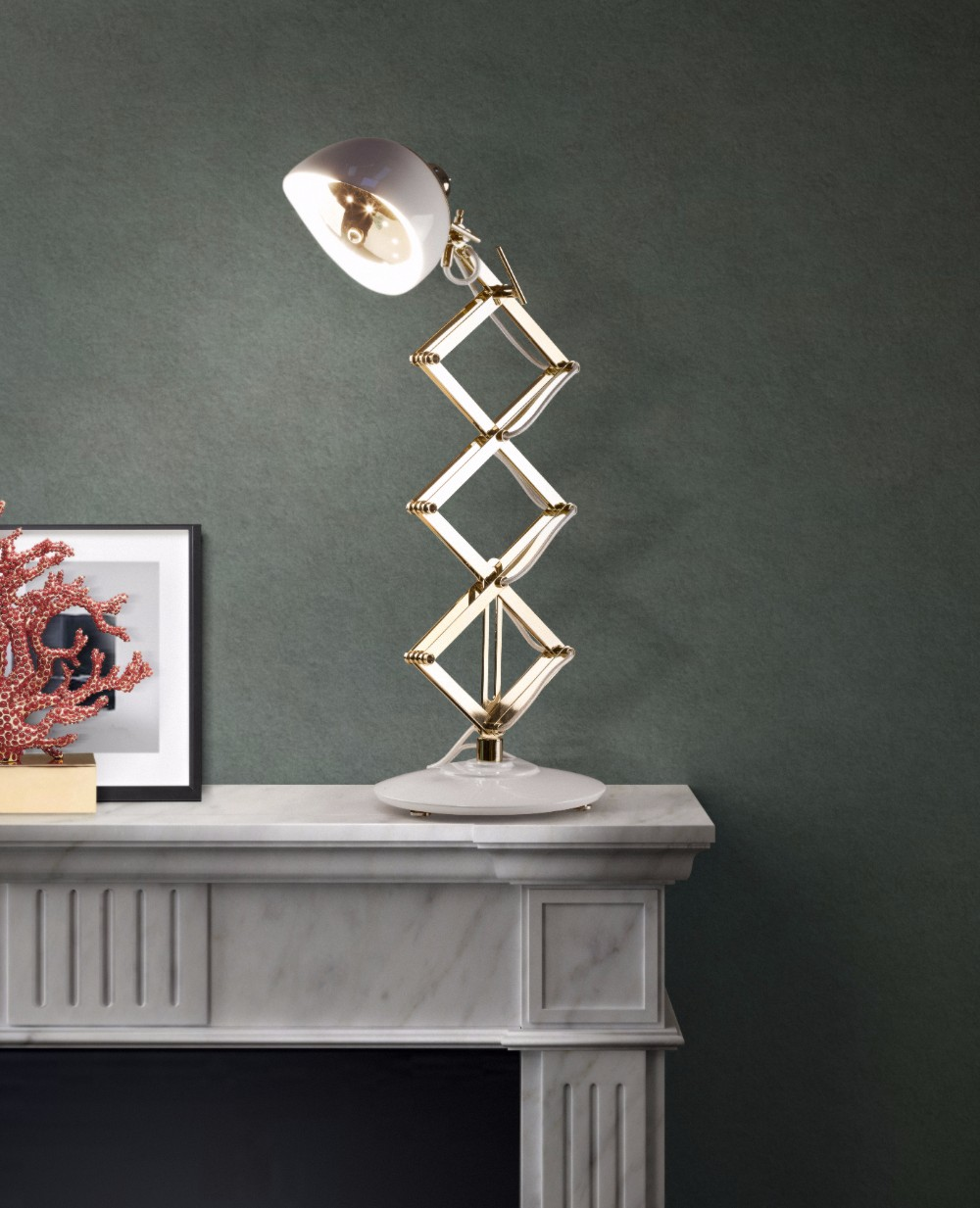 What's Hot On Pinterest Mid-Century Table Lamps For Your Loft 5