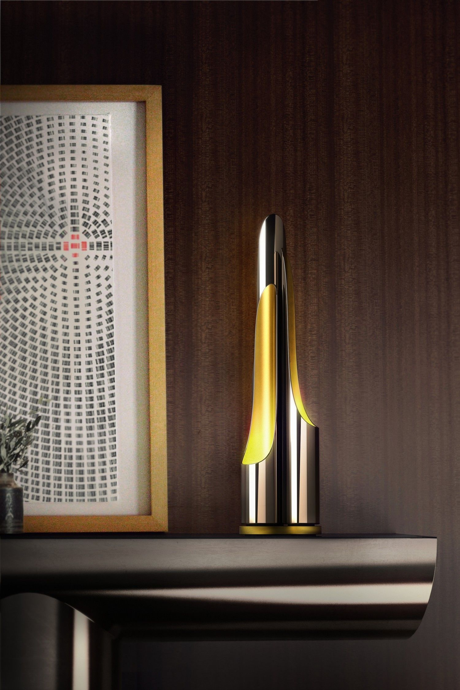 What's Hot On Pinterest Mid-Century Table Lamps For Your Loft 7