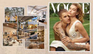 Here's A Sneak Peek Inside The Biebers New Mansion In Beverly Hills