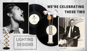 We're Celebrating These Two Lighting Designs This Week
