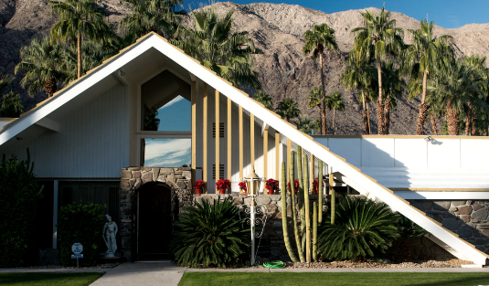 What The Houses In Palm Springs Look Like Welcome To Summer Season 9