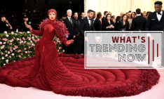 What's Trending Now Everything You Need To Know About The MET Gala 10 trending now What's Trending Now: Everything You Need To Know About The MET Gala! Whats Trending Now Everything You Need To Know About The MET Gala 10 234x141