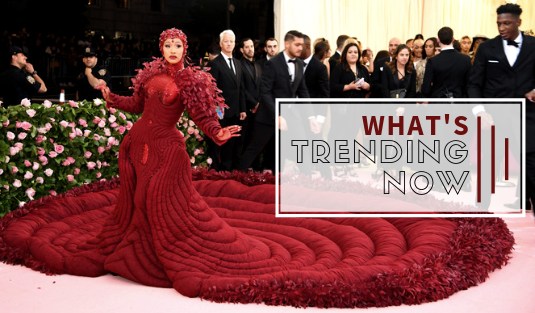 What's Trending Now Everything You Need To Know About The MET Gala 10 trending now What's Trending Now: Everything You Need To Know About The MET Gala! Whats Trending Now Everything You Need To Know About The MET Gala 10