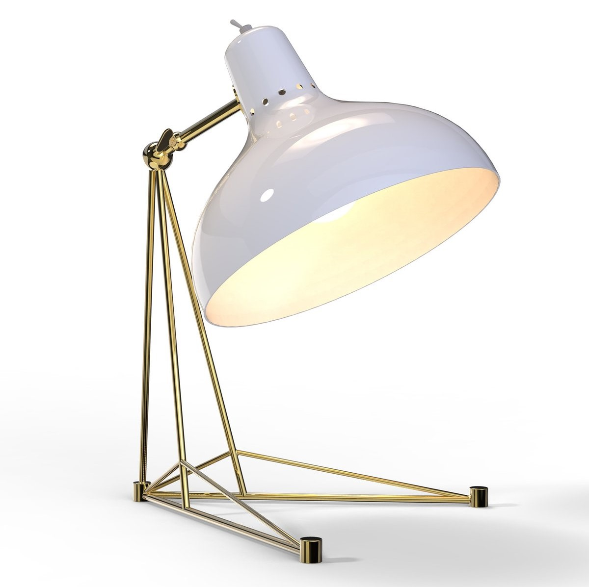 Your New Favorite Vintage Table Lamps Are One Click Away From You 7