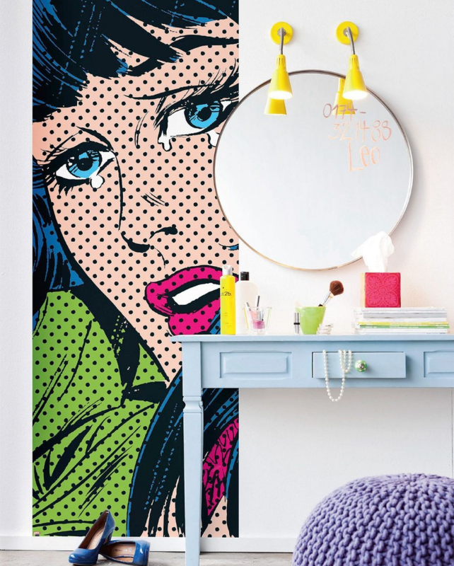 Pop Art Decoration Ideas You'll Need To Apply This August pop art decoration ideas Pop Art Decoration Ideas You'll Need To Apply This August Pop Art Decoration Ideas Youll Need To Apply This August 1