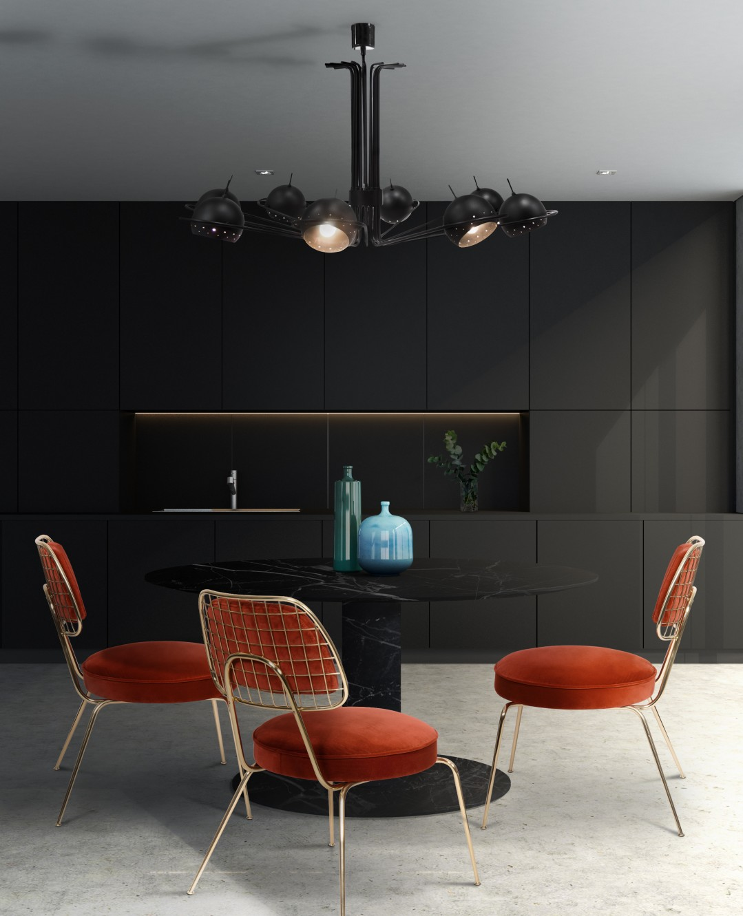 Shop-The-Look-Orange-Is-The-New-Black-Dining-Room-1 shop the look Shop The Look: Orange Is The New Black Dining Room Shop The Look Orange Is The New Black Dining Room 1