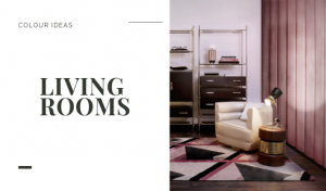 Shop The Look: Summer Living Room Decor Colour Ideas