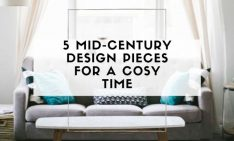 [object object] 5 Mid-Century Design Pieces For a Cosy Time 5 Mid Century Design Pieces For a Cosy Time 1 234x141