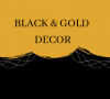 Black & Gold_ The Most Glamorous Mid-Century Combination glamorous mid-century combination Black & Gold: The Most Glamorous Mid-Century Combination Black Gold  The Most Glamorous Mid Century Combination 100x90