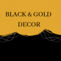 Black & Gold_ The Most Glamorous Mid-Century Combination glamorous mid-century combination Black & Gold: The Most Glamorous Mid-Century Combination Black Gold  The Most Glamorous Mid Century Combination 120x120