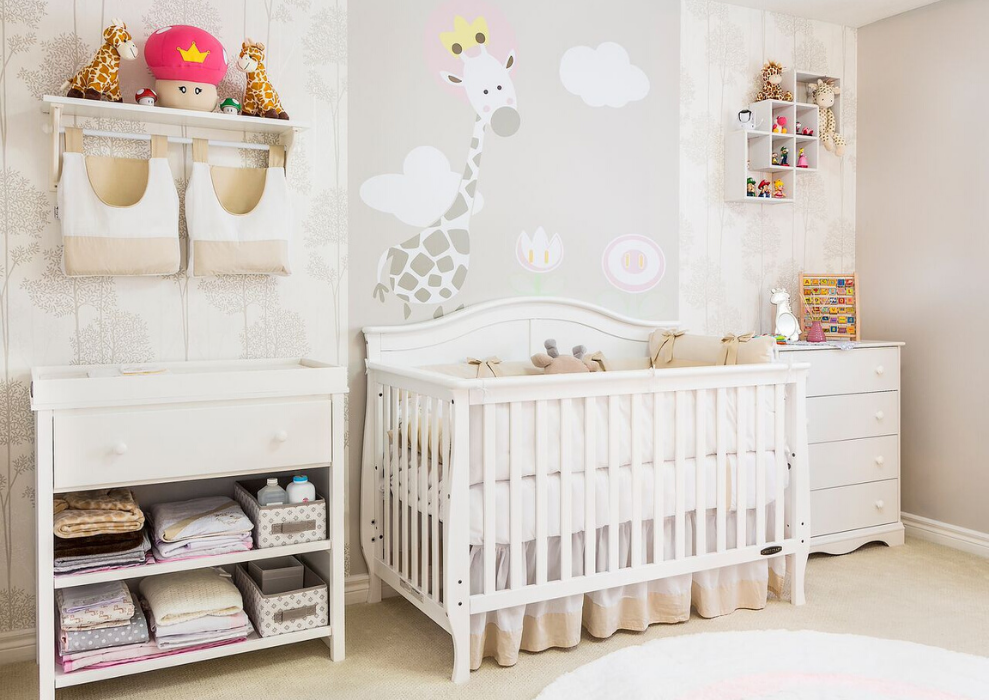 Andrea Bento Has A Magical Experience in Children Bedroom Decor 1