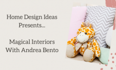 Home Design Ideas Presents... Magical Interiors With Andrea Bento andrea bento Andrea Bento Has A Magical Experience in Children Bedroom Decor Home Design Ideas Presents