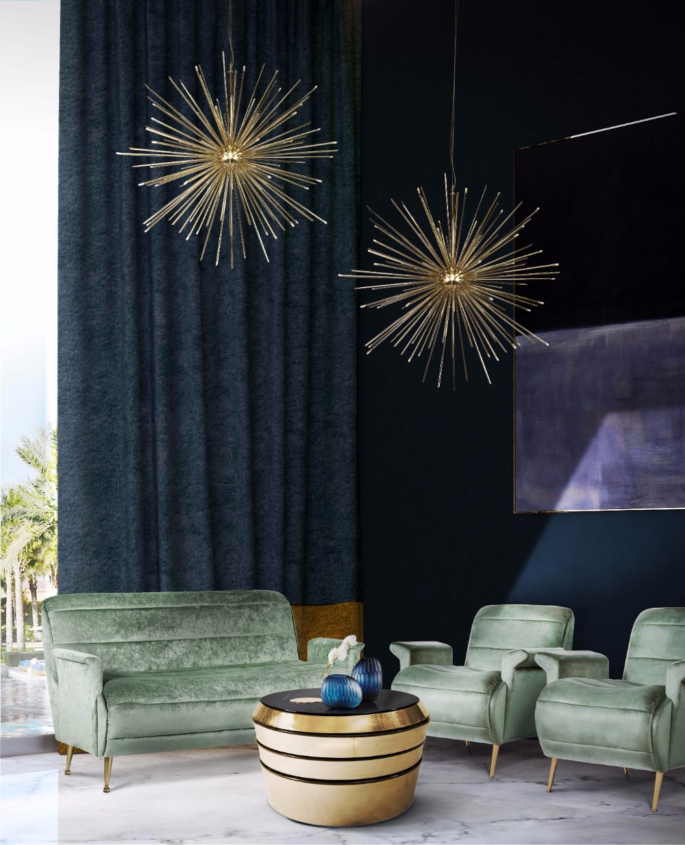 New Year's Eve Lighting Designs new year's eve lighting designs New Year's Eve Lighting Designs That You Must Have Product of the Week Cannonball Mid Century Suspension Lamp 5